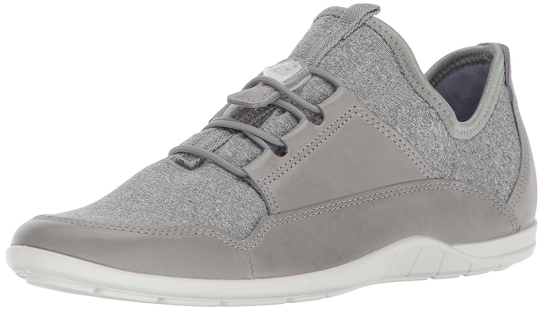 ECCO Womens Bluma Speedlace B0727R7ZQ7 35 EU/4-4.5 M US|Wild Dove/Concrete-white