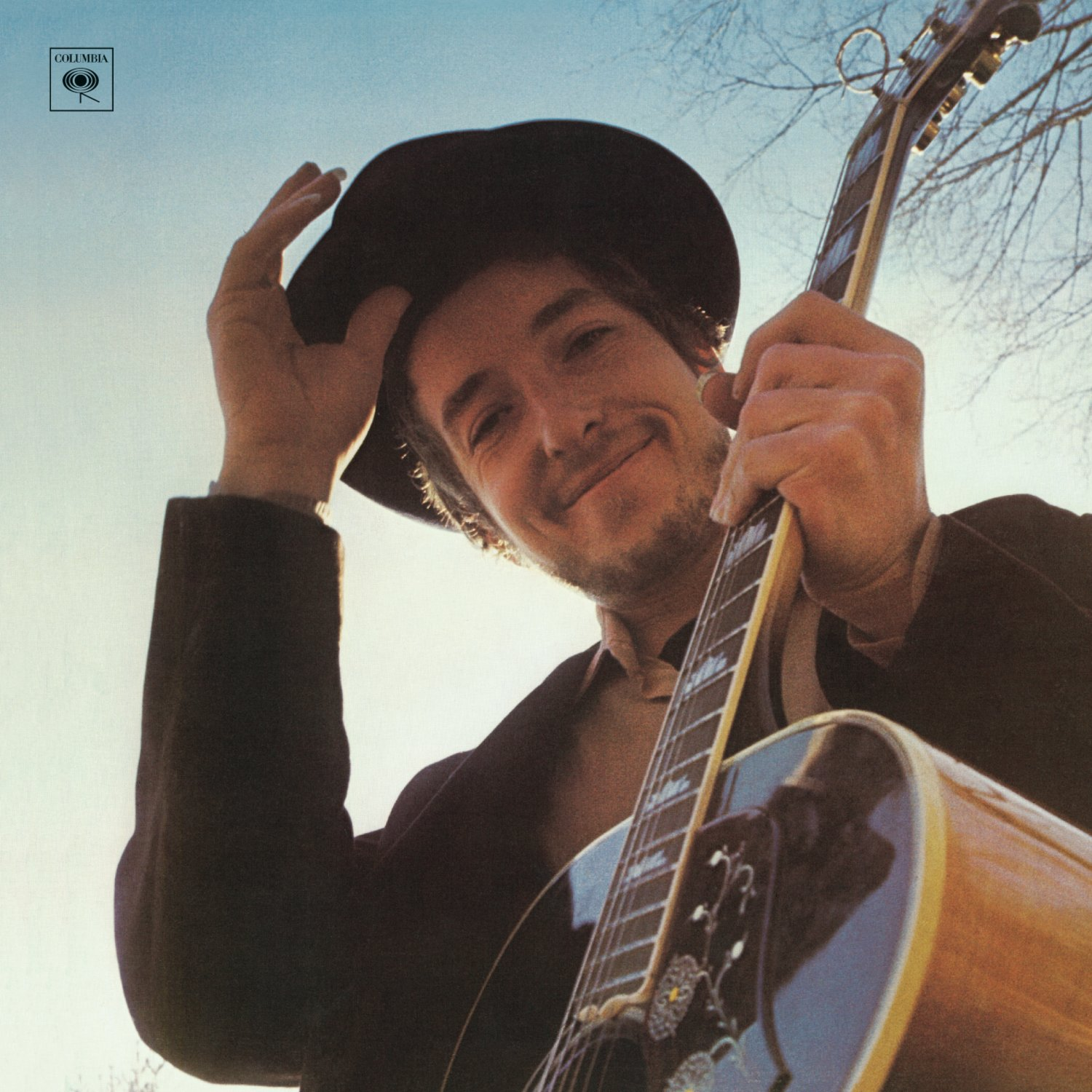 CD : Bob Dylan - Nashville Skyline (Remastered, Reissue)