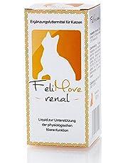 FeliMove renal (60 ml) Ergänzungsfuttermittel für Katzen zur Unterstützung der Nierenfunktion