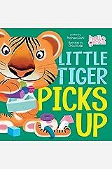 Little Tiger Picks Up (Hello Genius) Kindle Edition