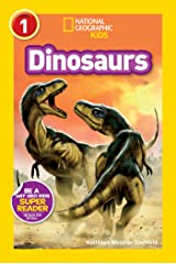 National Geographic Readers: Dinosaurs Kindle Edition