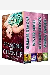 Seasons of Change Box Set, Books 1-4 & Bonus Stories: Young Adult Romance Novellas Kindle Edition