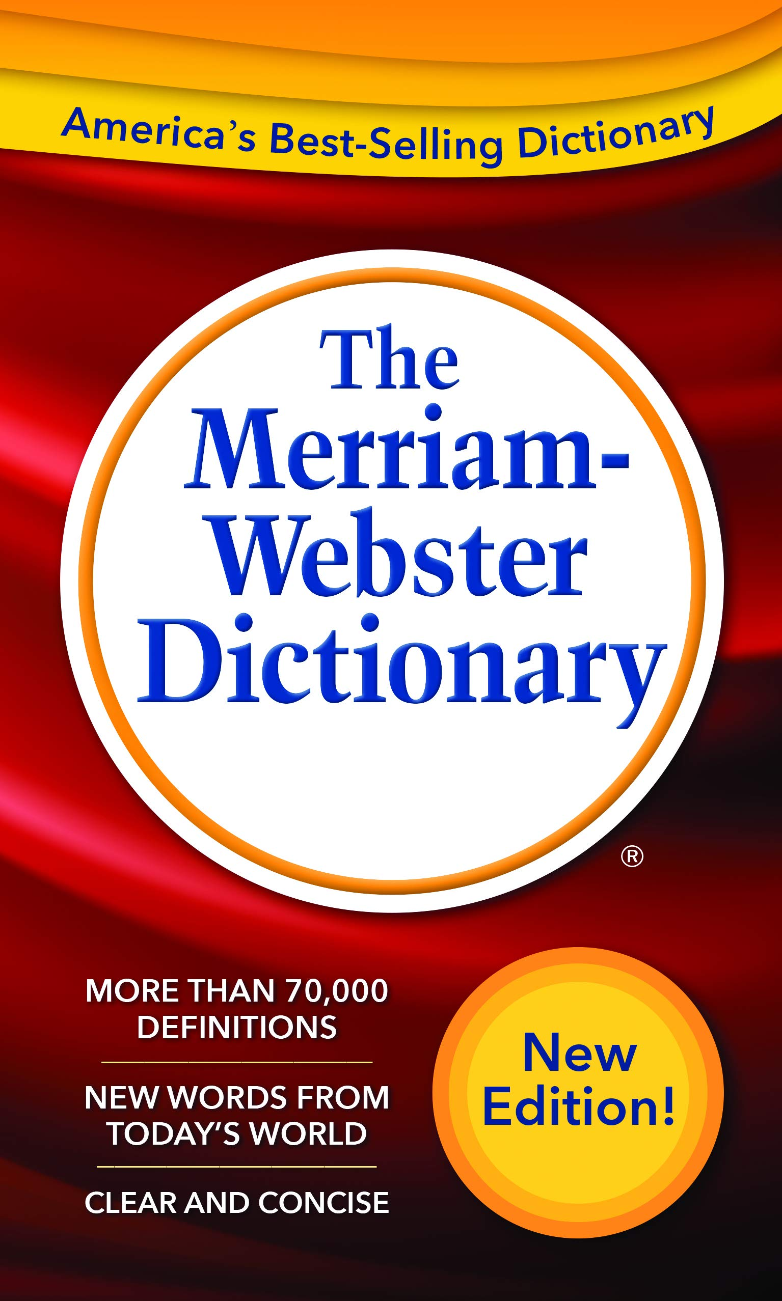 Image for Merriam-Webster Dictionary