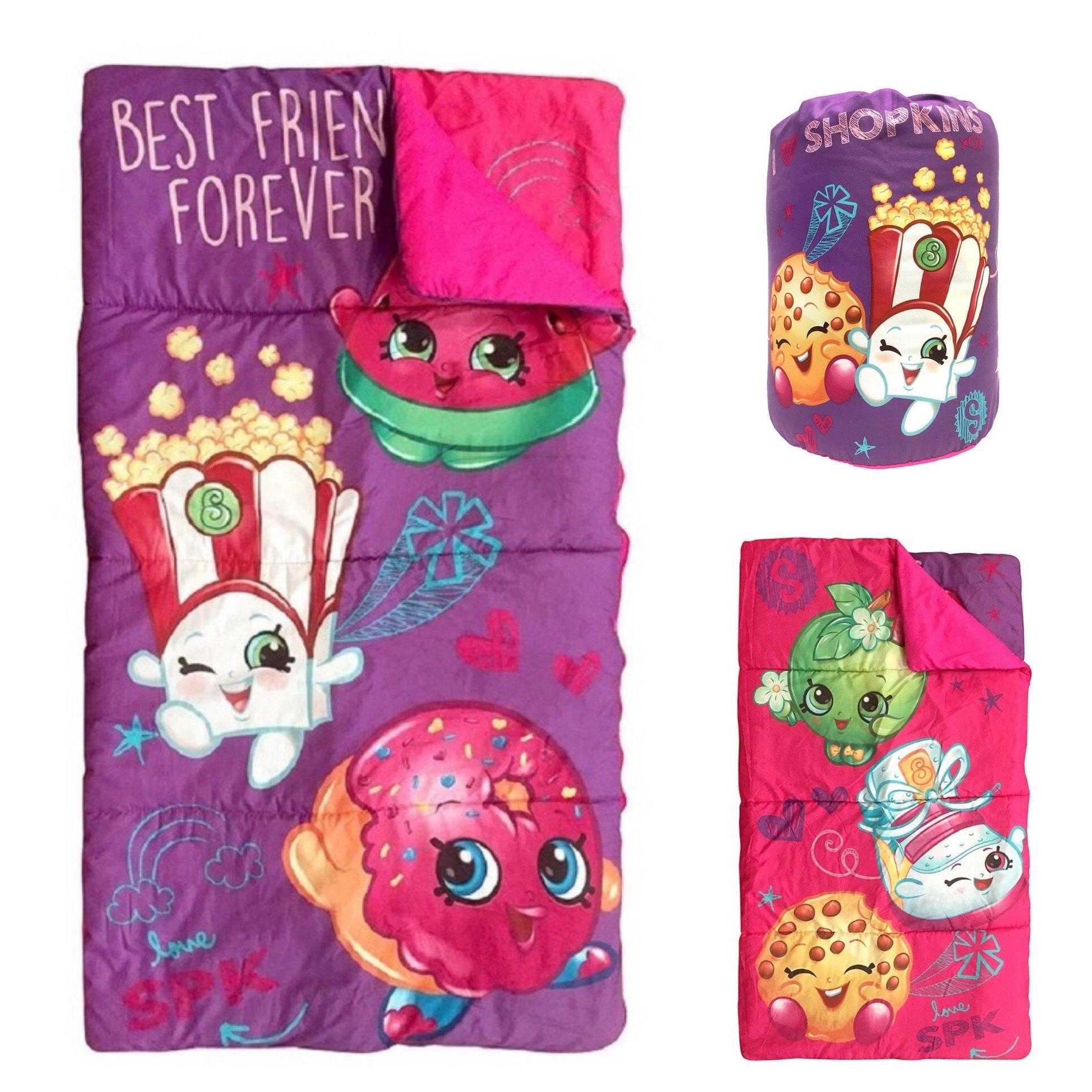 Shopkins Reversible Slumber Bag - Kids