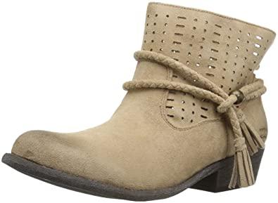 Billabong Womens Nico Boot Shoes, Dune, 8H