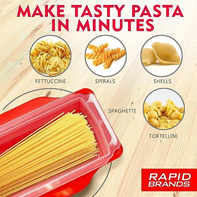 Amazon.com: Rapid Pasta Cooker – Cook perfecto Pasta en el ...