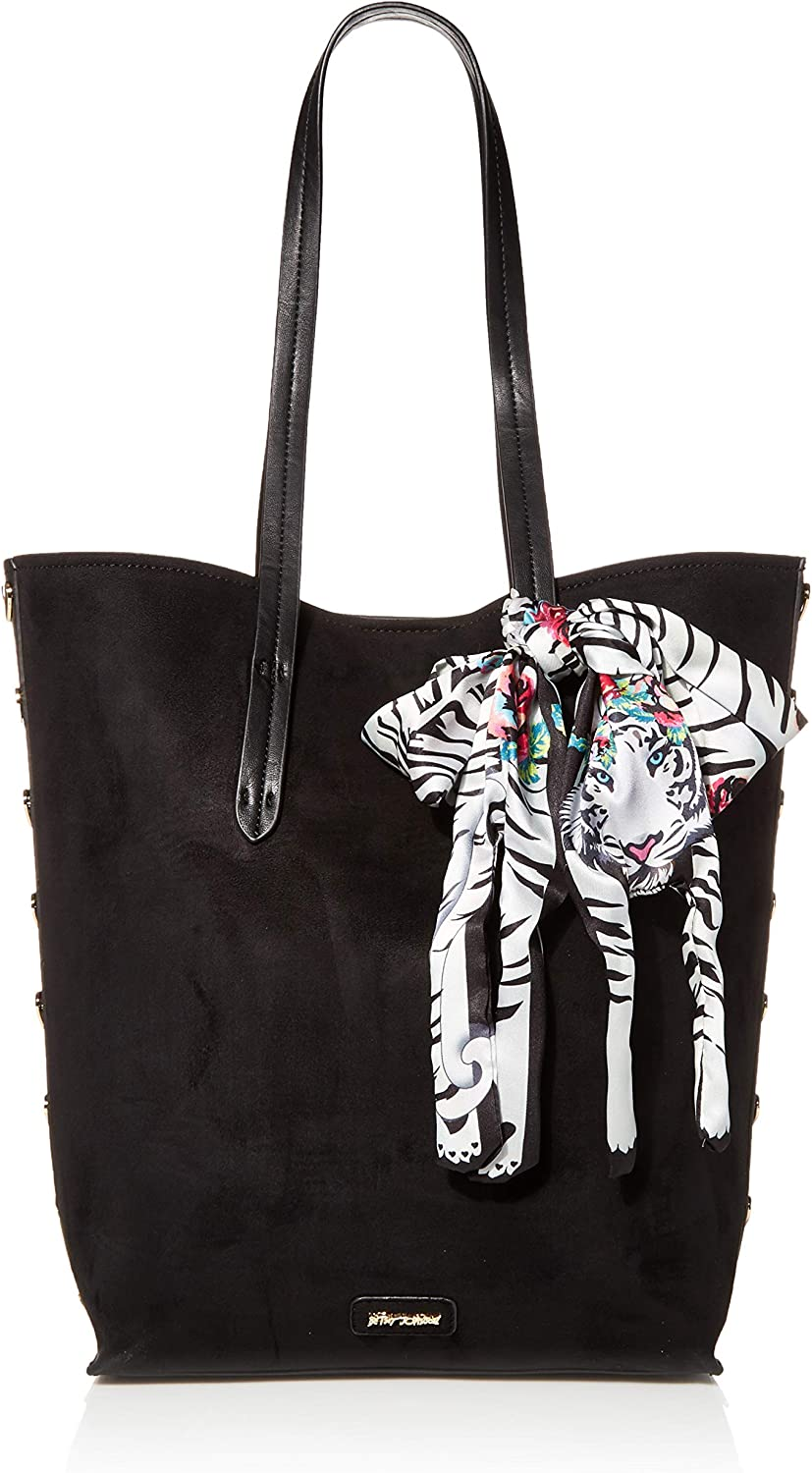 Betsey Johnson Heart to Hold Tote