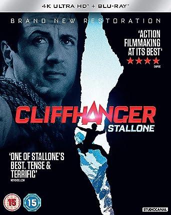 Amazon com: Cliffhanger 4K [Blu-ray] [2018]: Movies & TV