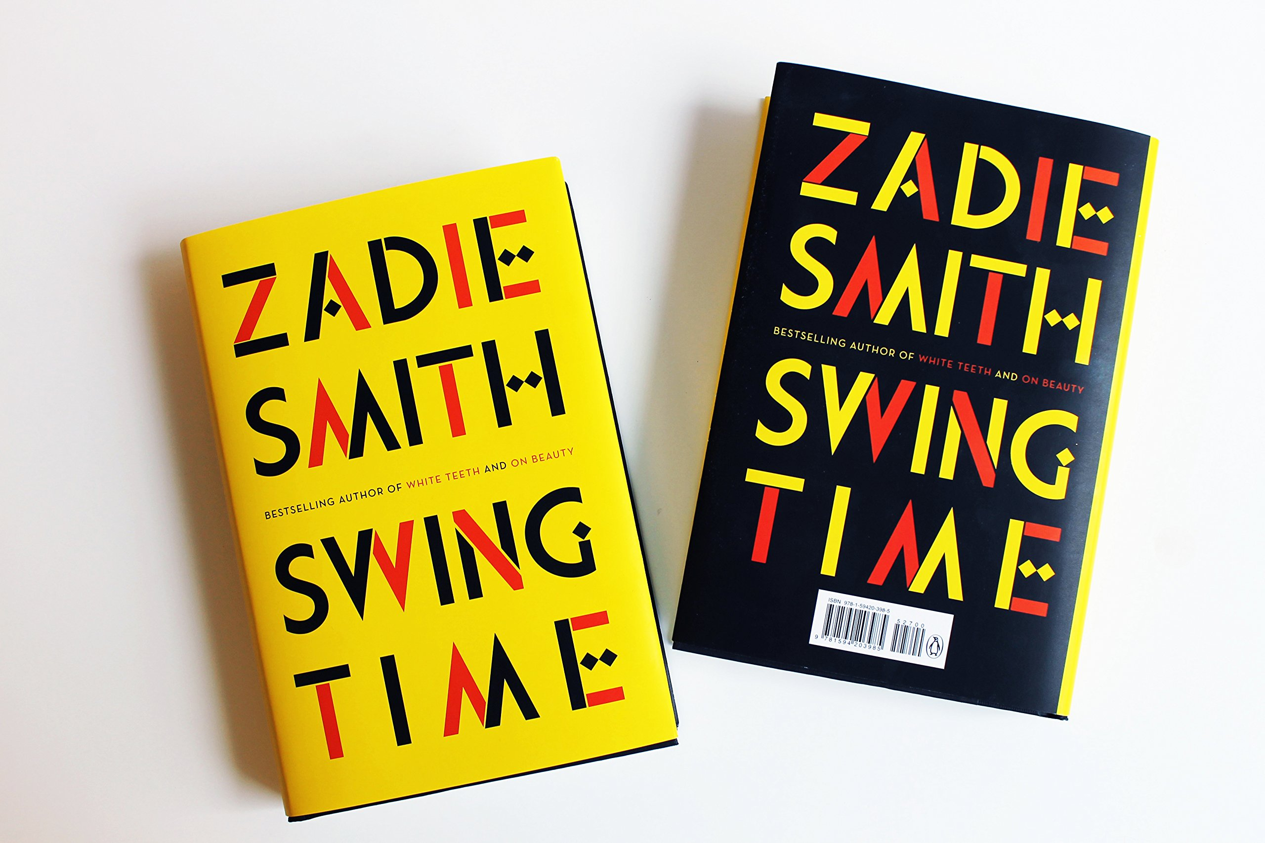 Zadie Smith Swing Time