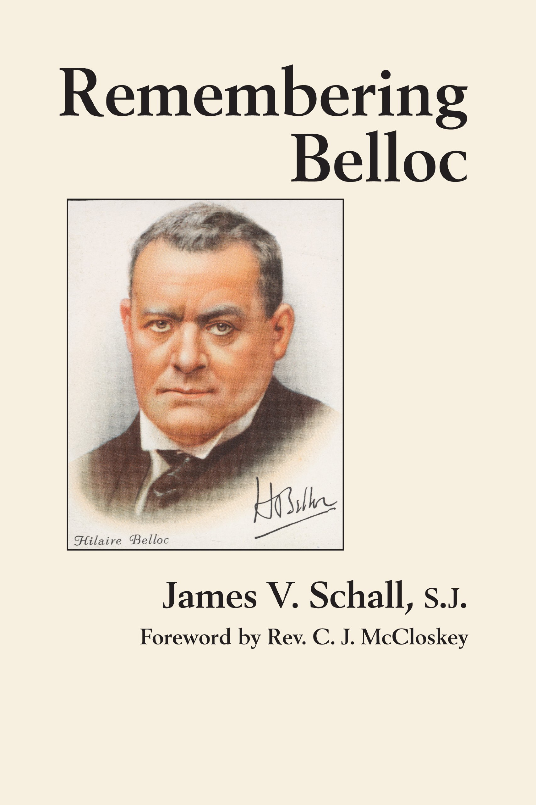 Image result for remembering belloc