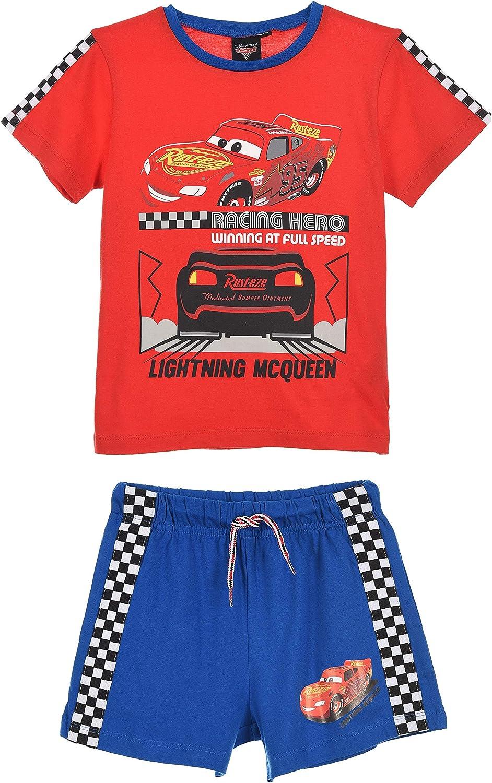 Cars Jungen T-Shirts Und Shorts