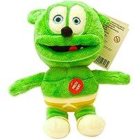 """Gummibär (The Gummy Bear) 8.5"""" Singing Squeezer Plush Toy - ToyKidz"""