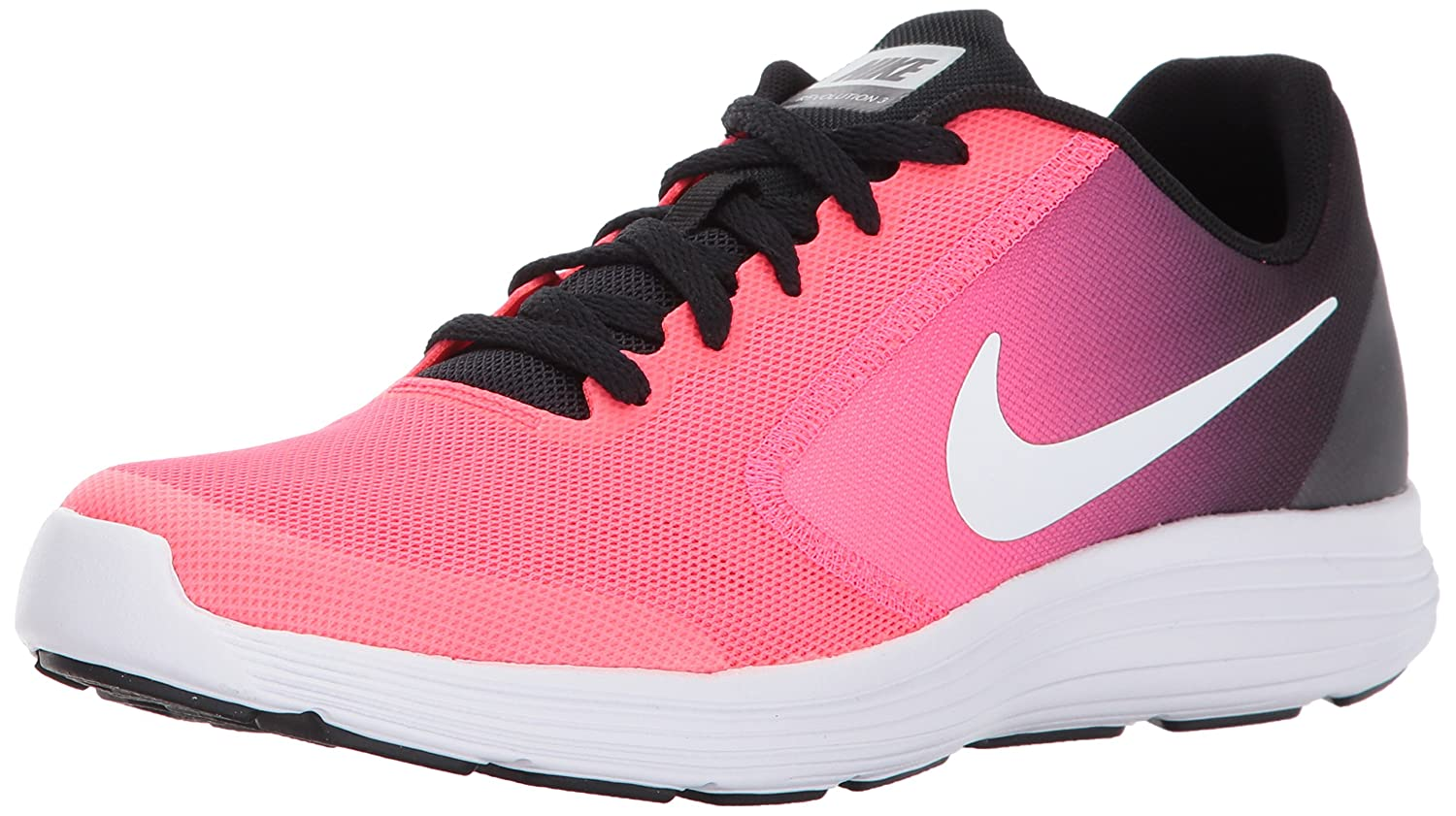 41baadfcd9d Nike Kids  Revolution 3 (GS) Running Shoes  Nike  Amazon.ca  Shoes    Handbags