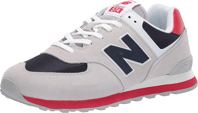 New Balance MI 574 Men Suede Trainers 7-12 Size UK 3-12