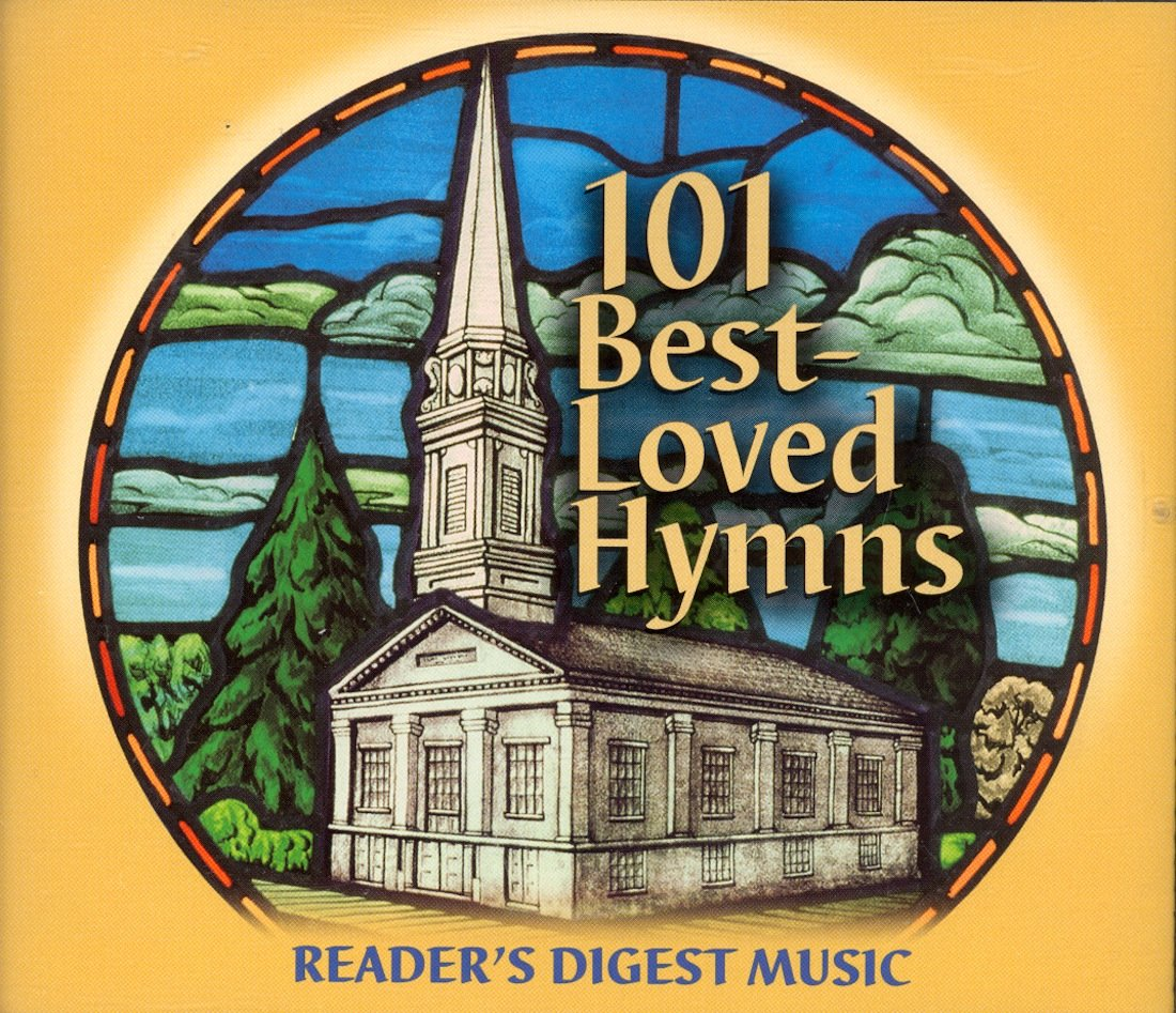 101 Best-Loved Hymns by BMG / Reader's Digest Music