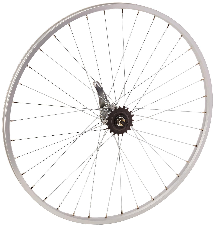 StaTru Steel Single Speed Coaster Brake Hub Rear Wheel (26X1 3 8Inch)