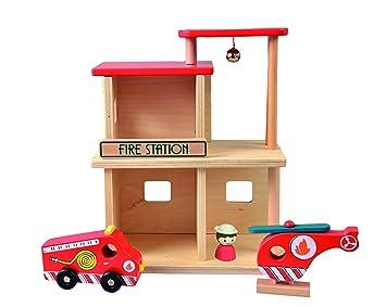 Amazon Com Egmont Toys Upholstery Fire Station 511064 Toys