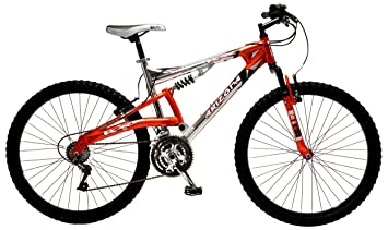 Kobe Arizona 21 Speed Alloy Full Suspension Cycle 20 26 Amazon
