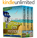 Seaview Cottages Cozy Mystery Series Box Set: Books 1-3