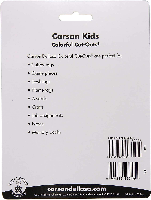 Carson Kids Cut-Outs