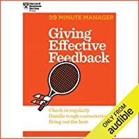 Giving Effective Feedback