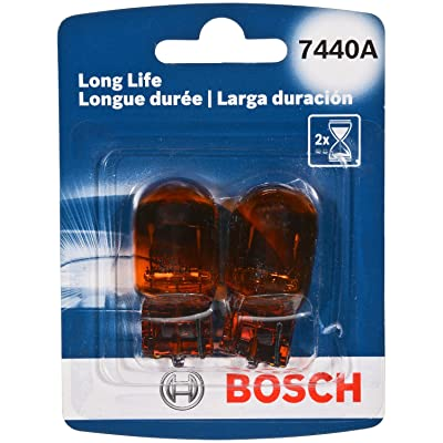 Bosch 7440A Long Life Upgrade Minature Bulb, Pack of 2: Automotive [5Bkhe0917168]