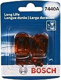 Bosch 7440A Long Life Upgrade Minature Bulb, Pack of 2