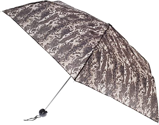 COMPACT UMBRELLA animal print