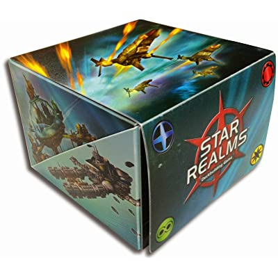 Legion Supplies DB: Flipbox Star Realms: Toys & Games [5Bkhe0204170]