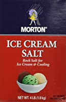 Morton Ice Cream Salt 4lb box