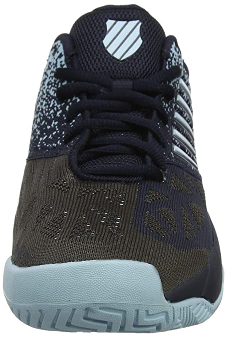 Amazon.com | K-Swiss Mens Knitshot Tennis Shoe | Tennis & Racquet Sports
