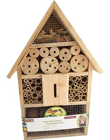 Casa/hotel/refugio de insectos y abejas para jardín, ...