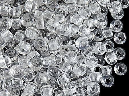 50 Beads Spiky Button Beads 4.5x6.5mm Chalk White Mint Luster Czech Glass 03000-14457