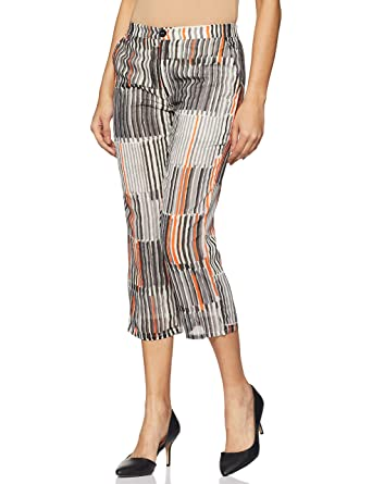 BIBA Women's Pant Bottom Wear at amazon