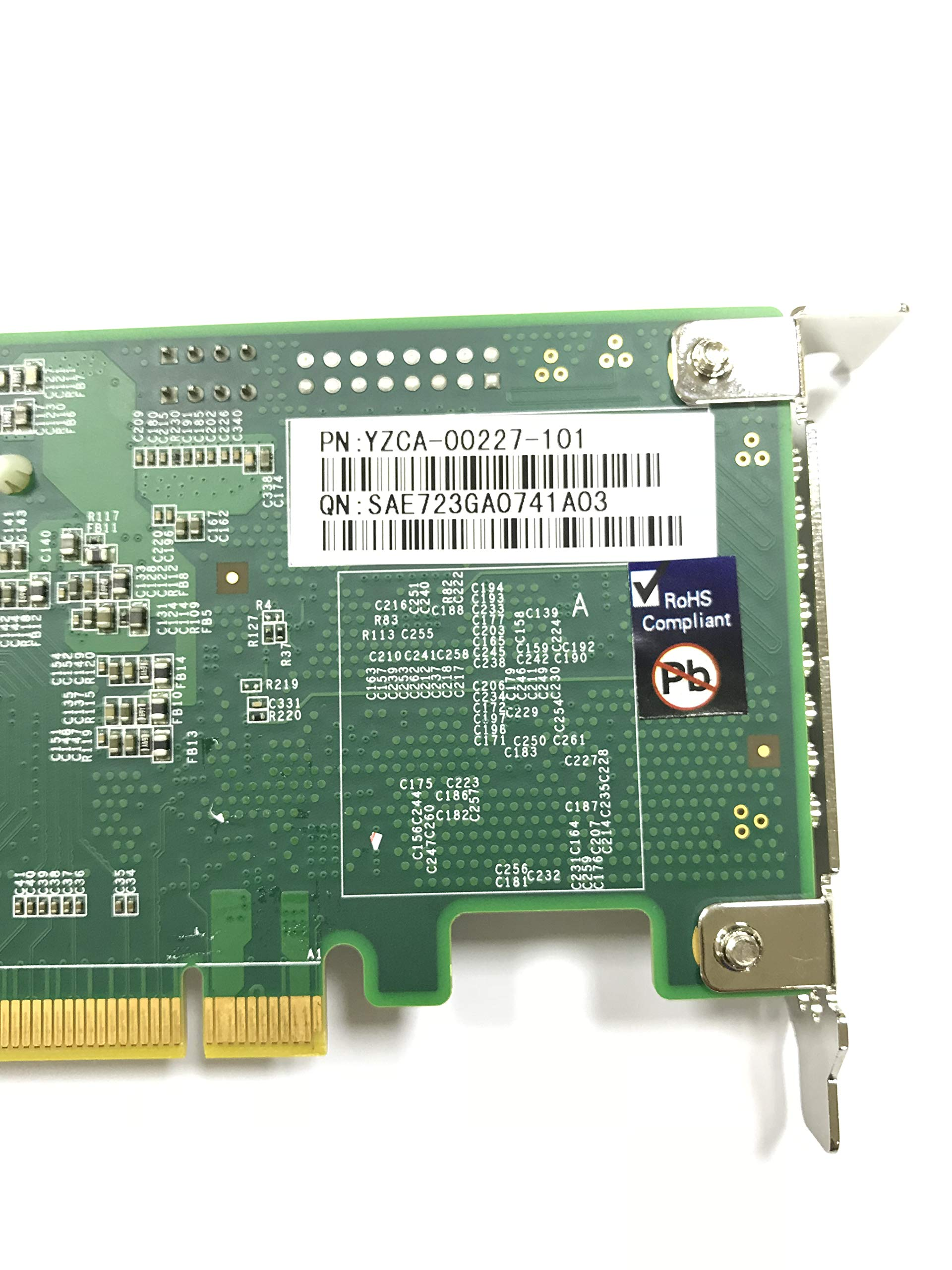 MFU SAS 9207-8i 8-Port 6Gb/s SAS+SATA to PCI Express 2.0 Host Bus Adapter by MFU (Image #3)