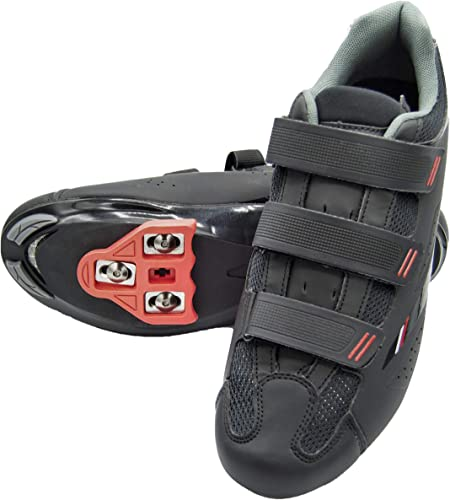 Tommaso Strada 100 Dual Cleat Compatible Road Touring Cycling Spinning Shoe