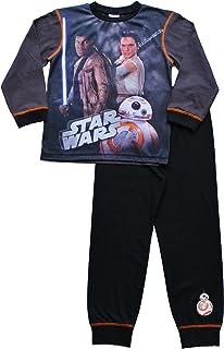 Disney Star Wars El Despertar de la fuerza para niños pijama 7 8 9 10 11