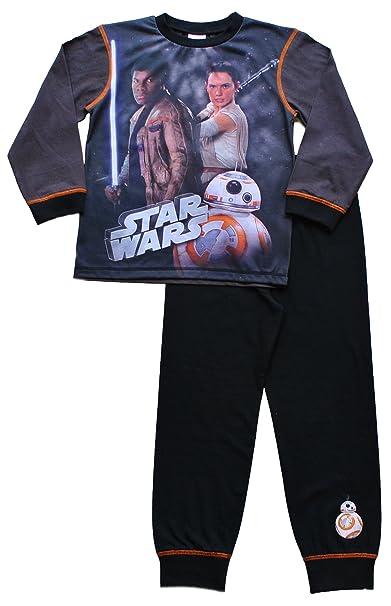 Pijama largo para niños, de Disney, Star Wars, el Despertar de