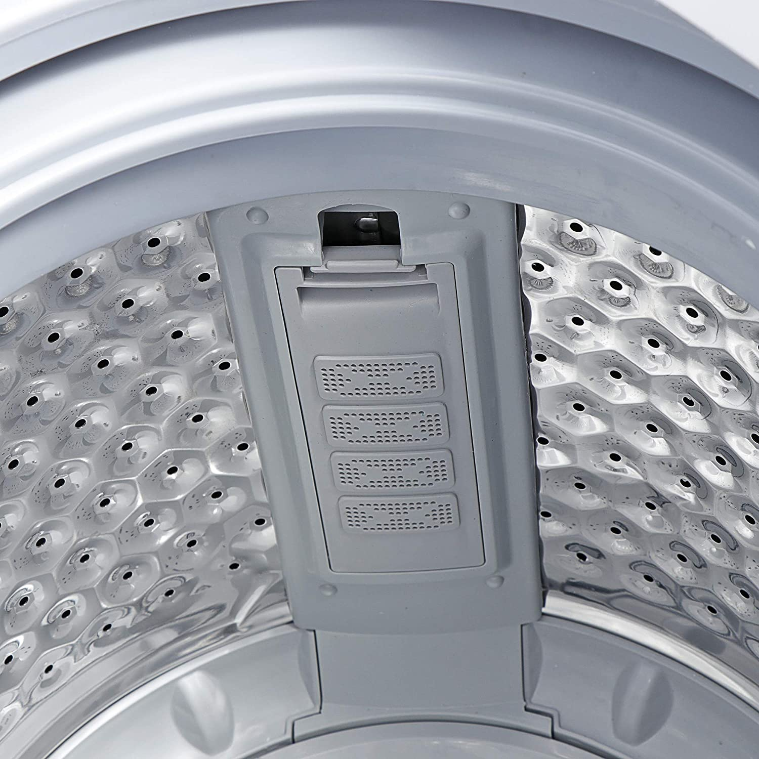 10 Preset Programs Compact Design Laundry Washer /& Spin Dryer with 8 LBS Capacity 8 Water Levels SUPER DEAL Newest Full Automatic Washing Machine Gravity Drainage