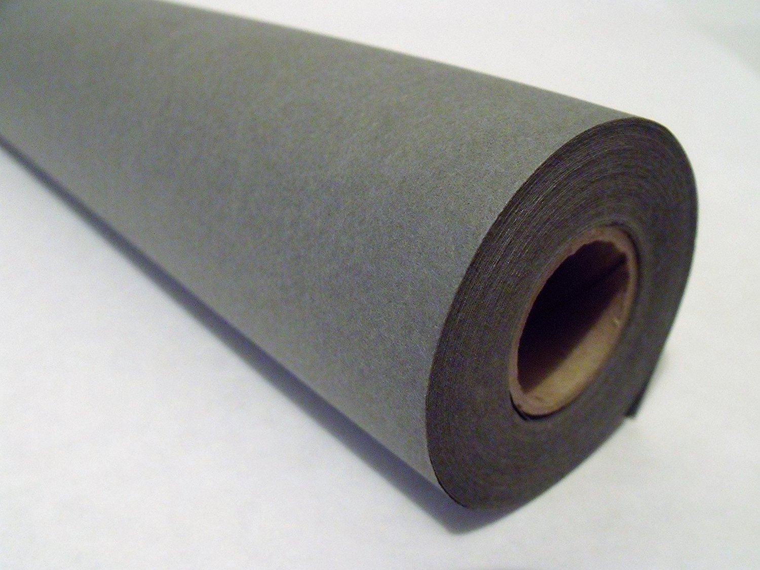 50# Acid-Free Gray Kraft Paper ROLL - 36'' Wide (100 Feet) by GENERIC