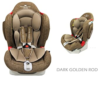 ROYAL KIDDY LONDON C RK Venture Portable Baby Car Seat With FREE Bottle Holder And Back