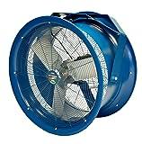Patterson Fan H22A High Velocity Fan, Yoke Mount, 1 PH 115/220v