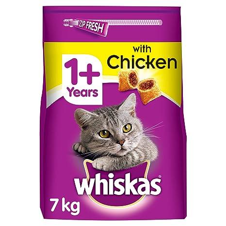 whiskas - Croquetas rellenas para Gato