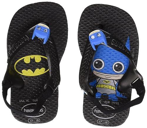 ead2c80a6961 Havaianas Unisex Babies Herois Flip Flops  Amazon.co.uk  Shoes   Bags