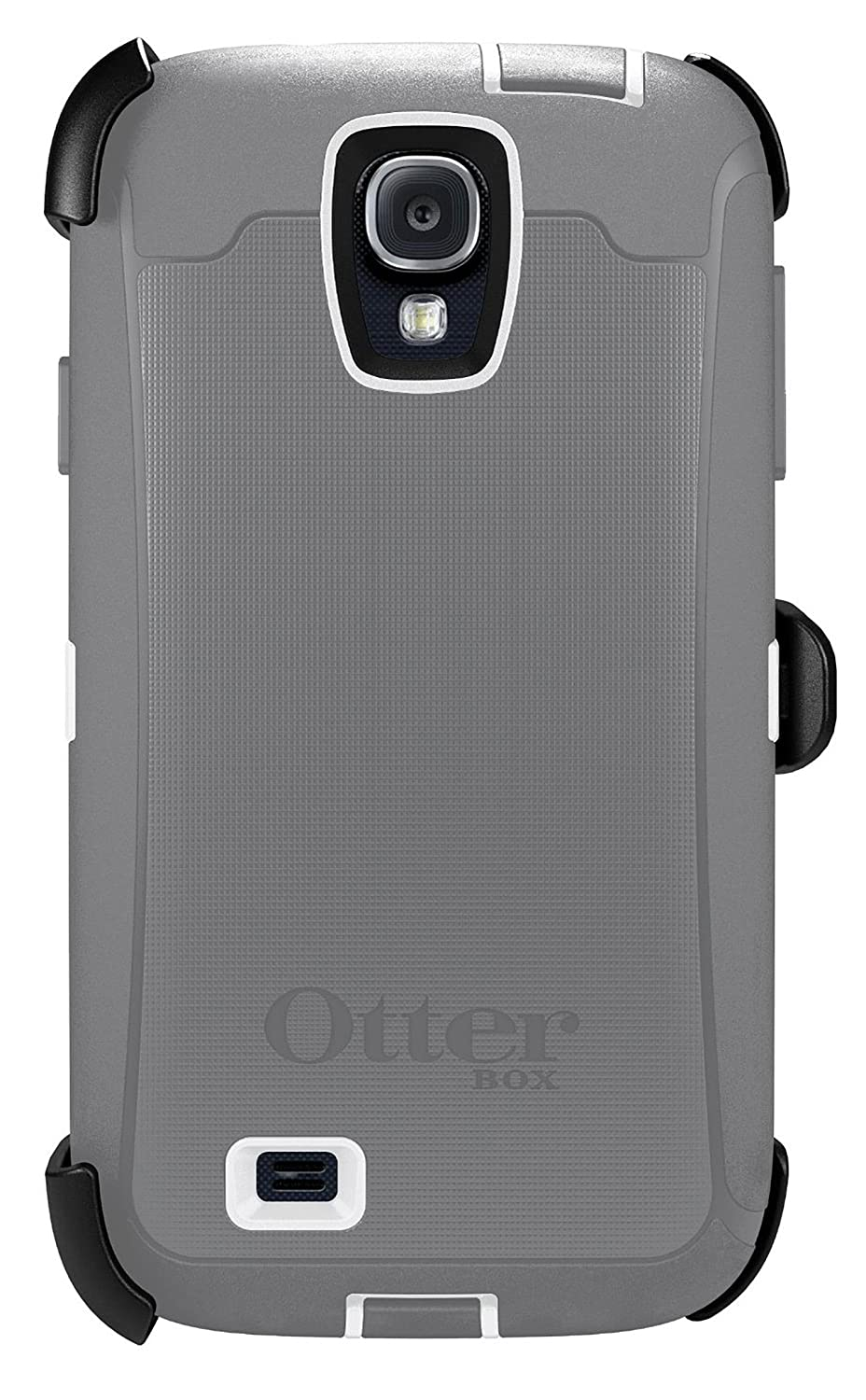 new style 1d4f3 c6015 OtterBox 77-27437 'Defender Series' Protective Case for Samsung Galaxy S4  Phone - Glacier (Retail Packaging from OtterBox)