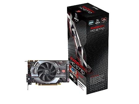 XFX HD-677X-ZNLC Radeon HD6770 1GB GDDR5 - Tarjeta gráfica (Radeon HD6770, 1 GB, GDDR5, 128 bit, 2560 x 1600 Pixeles, PCI Express 2.1): Amazon.es: ...