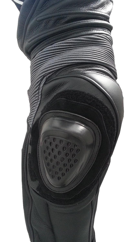 Knieschleifen Hang Off Hochwertige Kunststoff Knieschleifer 1 paar schwarz NEU
