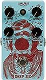 Walrus Audio Deep Six Compressor Pedal w/ New Artwork