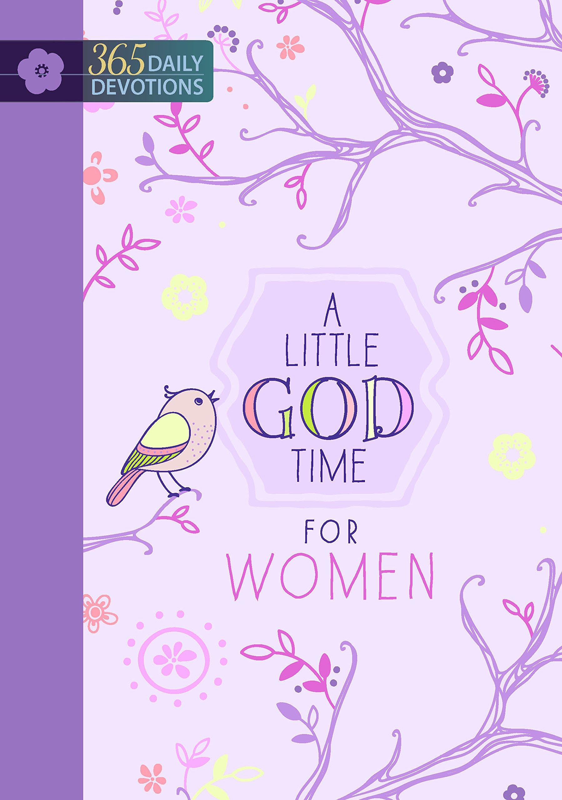 Little God Time Women Devotions product image