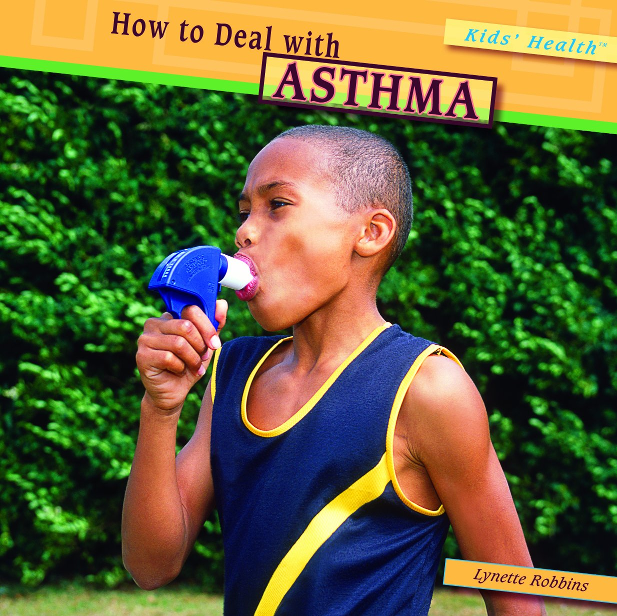 How to Deal With Asthma (Kids' Health) pdf